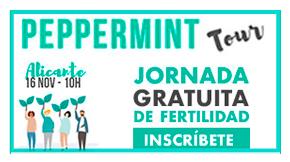 JORNADA GRATUITA DE FERTILIDAD – PEPPERMINT